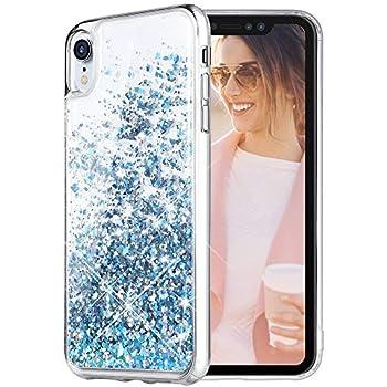 Amazon.com: Caka iPhone XR Case, iPhone XR Glitter Case
