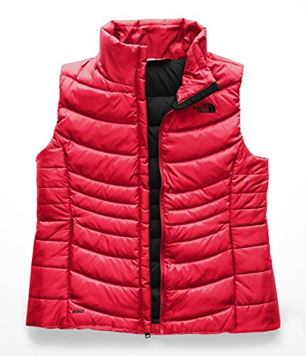 (The North Face NF0A3JRN Women's Aconcagua Vest II, TNF Red - XS)