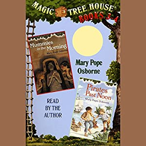 Magic Tree House Audiobook