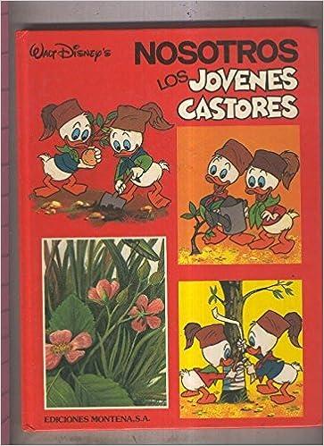 Nosotros los jovenes castores numero 02 Comics – 1990