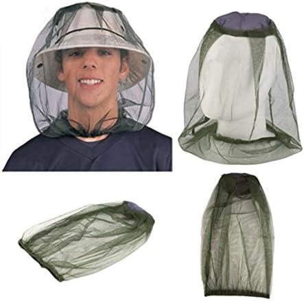 Generic Moustiquaire Mosquito Net Insect Cover Mesh Qui d/épasse Un Chapeau