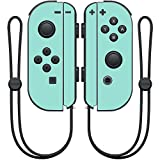 MightySkins Protective Vinyl Skin Decal for Nintendo Joy-Con Controller wrap cover sticker skins Solid Seafoam Review