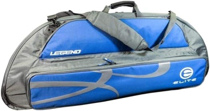 Legend Archery Bow Case Apollo/™ Compound Bow Case Multiple Front Pockets for Archery Gear