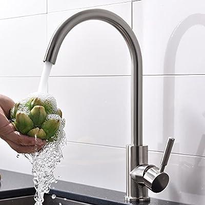 VCCUCINE kitchen sink faucet- single handle