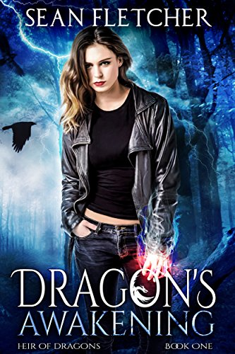 When a creep pulls a sword on Kaylee, what's a girl to do? She blasts him with lightening, of course. Dragon's Awakening (Heir of Dragons: Book 1) by Sean Fletcher is the story of a half dragon/half human with the rare power to summon storms.