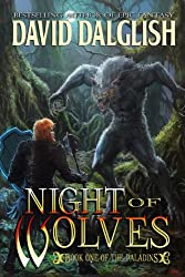 Night of Wolves (The Paladins Book 1) (English Edition)