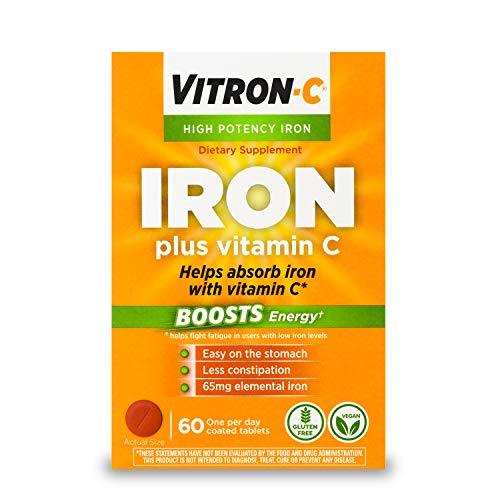 Vitron-C High Potency Iron