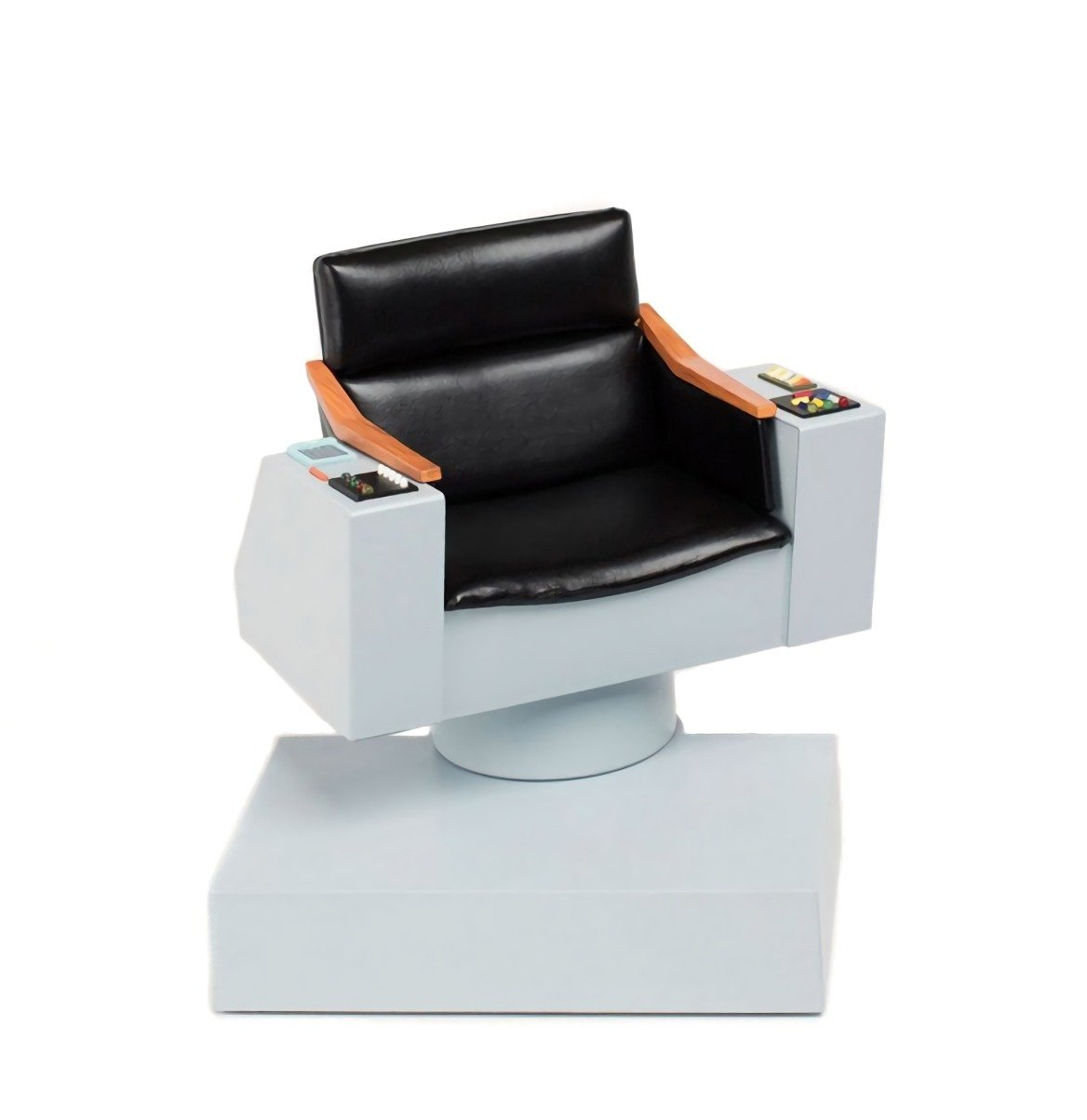 The Original Series Captains Chair 1//6 Scale FX Replica Star Trek