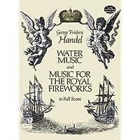 Water Music-Feux D'Artifice - Conducteur