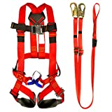 Fusion Climb Kids Backyard Zip Line Kit Harness Lanyard Bundle FK-K-HL-03