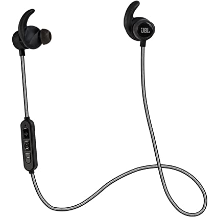 ec0402e2975 Amazon.com: JBL Reflect Mini Bluetooth in-Ear Sport Headphones ...