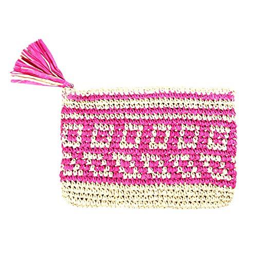 Tigerstars Pink Straw...