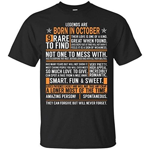 Kaa - ap - Legends Kings are Born in October - Hoodie