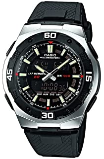CASIO Collection Men AQ-S800W-1EVEF - Reloj analógico y ...