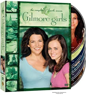 Gilmore Girls: Complete Fourth Season [Reino Unido] [DVD]