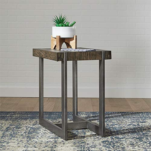 - Liberty Furniture Chair Side Table