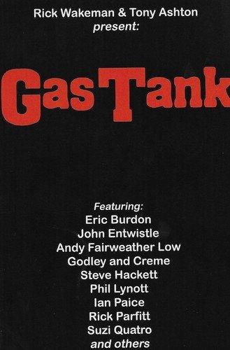 DVD : Rick Wakeman - Gastank (2 Disc)