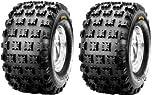TWO NEW CST AMBUSH SPORT ATV TIRES (2) 20-10-9 , 20X10-9 Honda 250R 400EX 450R ATC TRX Yamaha Raptor YFZ450