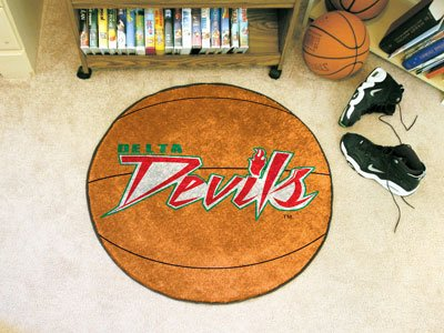 Mississippi Valley State University Basketball Rug (State University Basketball Area Rug)