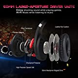 Gaming Headset,Proslife Denoise Game Headphone with