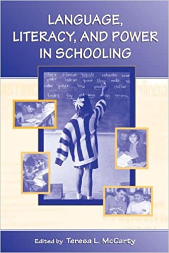 Book Language, Literacy, and Power in Schooling