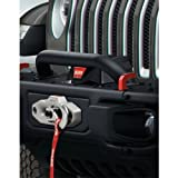#6: Mopar 82215351 Jeep Wrangler Grille and Winch Guard