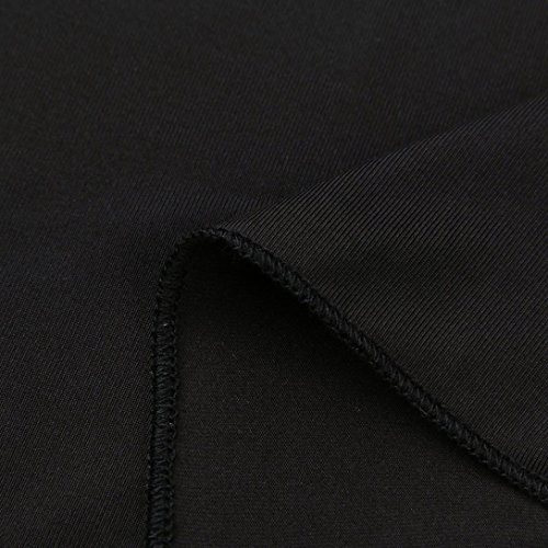 d't lgante Partie s'habillent de laches Sangles Vacances Malloom Robe Femme Noir lgante de x6nPxqT
