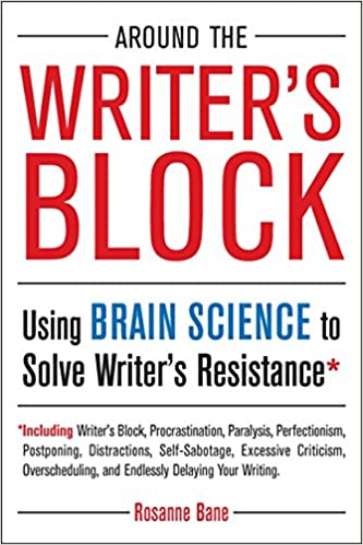 Image result for around the writer's block book