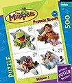Buffalo Games Disney Stamp: Muppets I