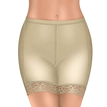 db2686a88 Fajas Salome 0319 High Waist Slimming Underwear Butt Lifting Open Shorts at Amazon  Women s Clothing store
