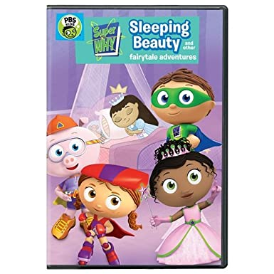 Super Why: Super Why Sleeping Beauty & Other