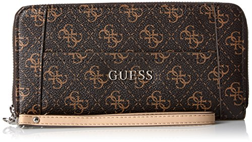 GUESS Delaney Large Zip Around
