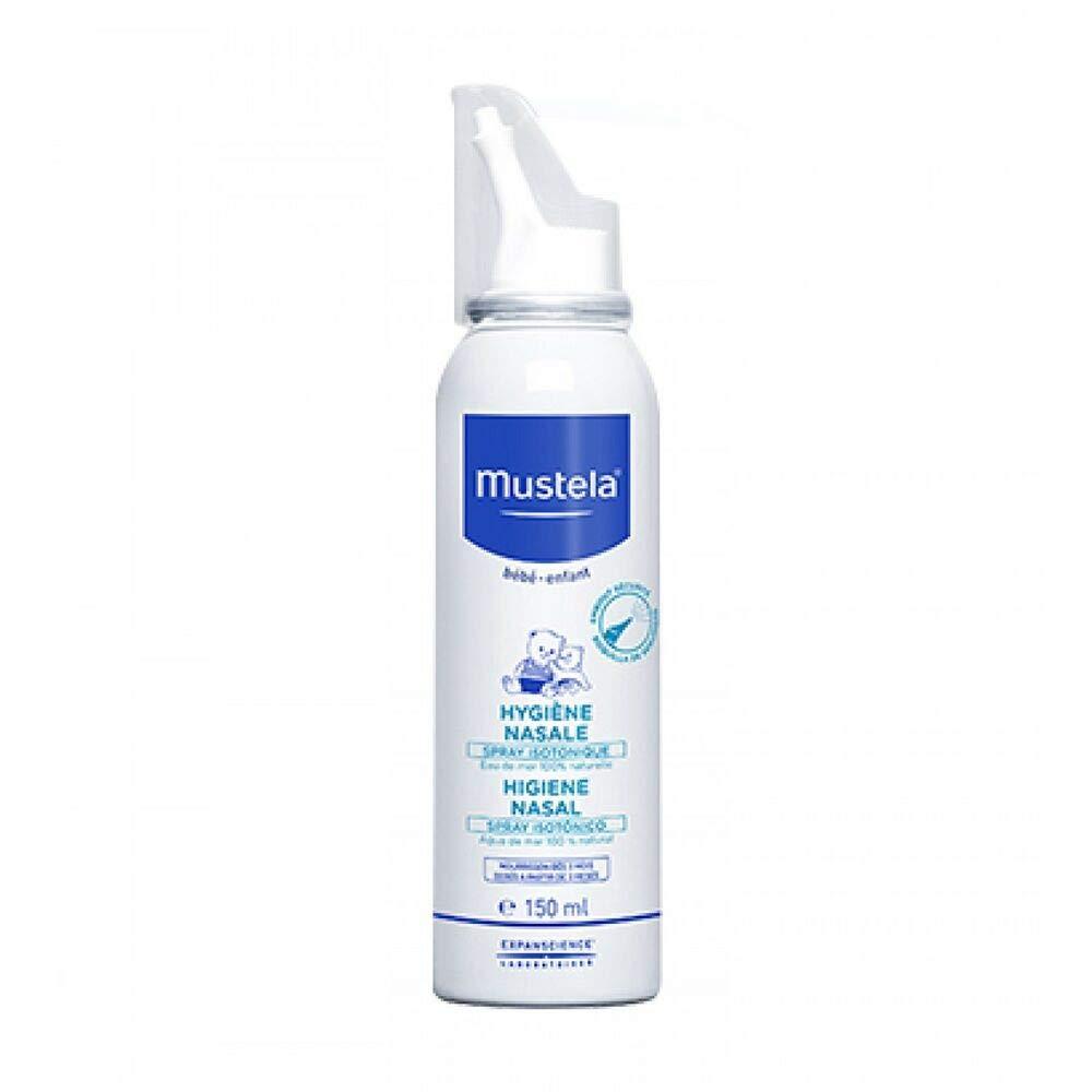 Mustela Mustela Bebe Higiene Nasal SP - 150 ml: Amazon.es