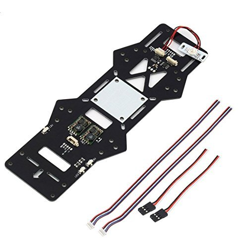 Price comparison product image QAV280 Integrated Power for Distribution LED BEC PDB Board FPV QAV280 Quadcopter