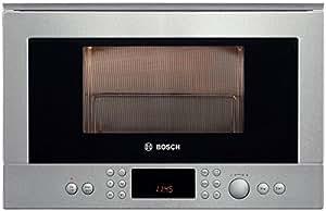 Bosch HMT85G650, 1990 W, 230 V, 10 A, Acero inoxidable, 19000 g, 595 x 320 x 382 mm, 350 x 270 x 220 mm - Microondas
