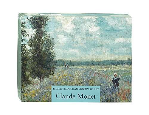 (Boston International The MET Keepsake Boxed Note Cards, Monet, 24-Count)