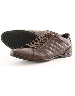 30898417cea Galax Chaussure Ville Lacet Homme Blanche Blanc - 45  Amazon.fr ...