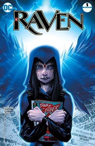 Raven #1 (of 6) Comic Book (Dc Raven Comics)