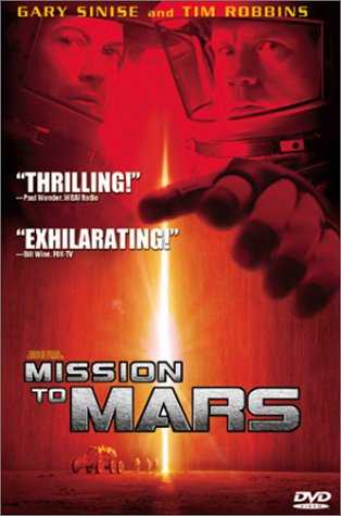 DVD : Mission to Mars (Special Edition, Widescreen)