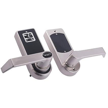 Sharplace Biométrico Puerta Electrónica Cerradura Huella Digital