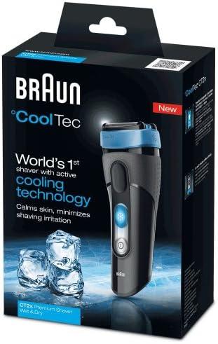 Braun CoolTec® - Afeitadora eléctrica con tecnología de ...