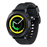 Samsung Gear Sport (SM-R600) Smart Watch Fitness Tracker - International Stock (Black)