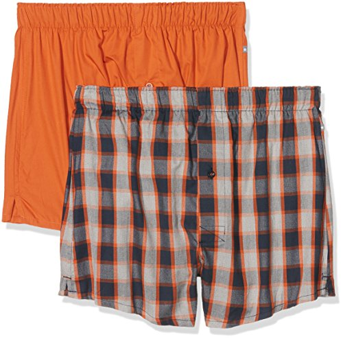 De Ficaro 2 Caleçon Celio Orange Homme lot 0W4ax