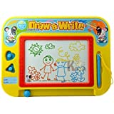 Magnetic Drawing & Writing Board Preschool Learning Case Creative Toy for kids