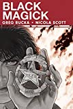 Black Magick #1 Cvr A Scott Comic Book