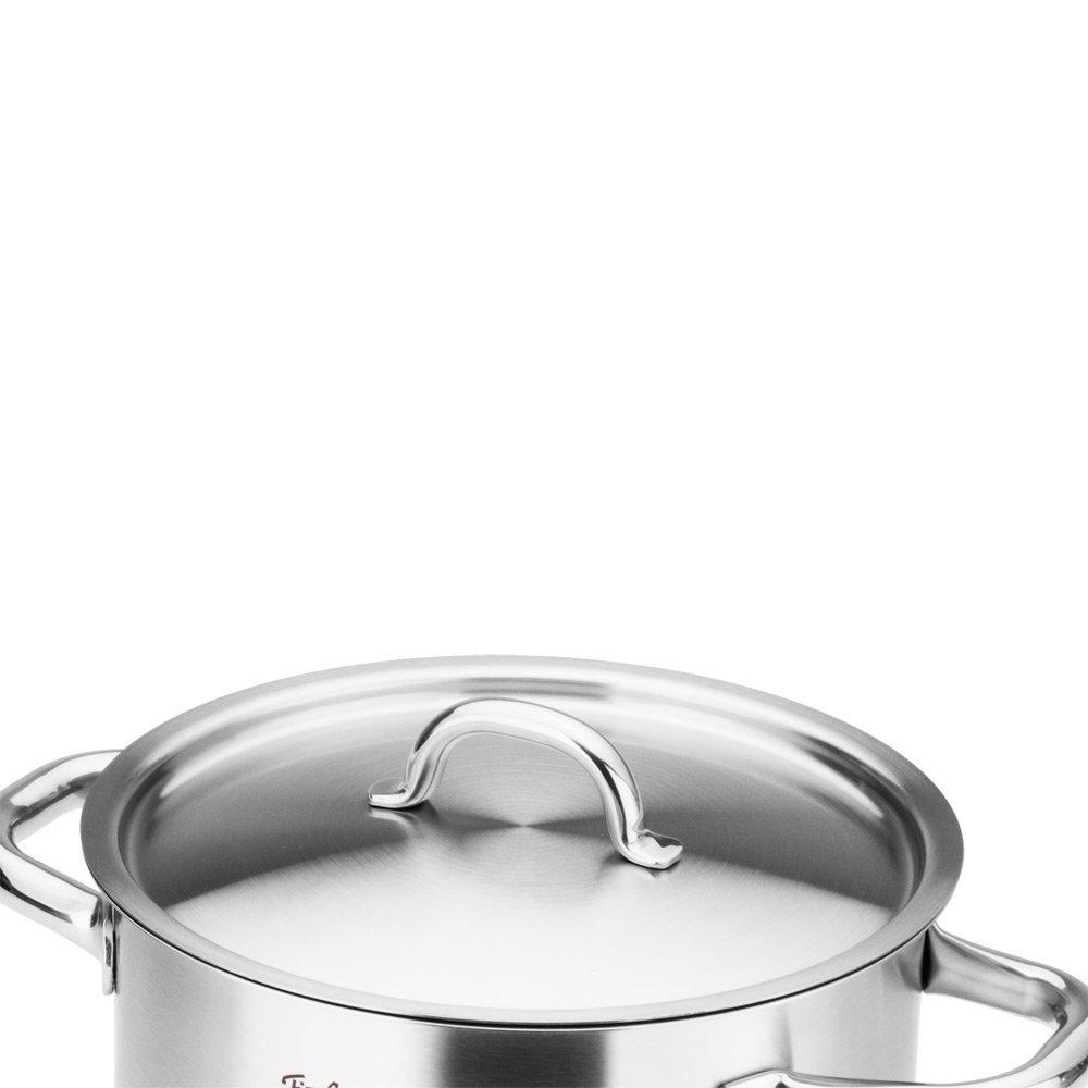 Fissler 033-110-05-000/0 - Batería de cocina, 5 piezas, color plateado: Amazon.es: Hogar