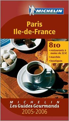 Livres gratuits Les Guides Gourmands : Paris - Ile-de-France pdf, epub
