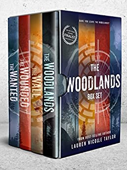 The Woodlands Series Boxed Set by [Taylor, Lauren Nicolle]