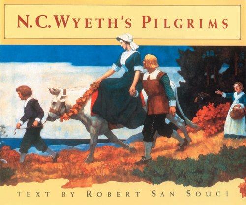 N.C. Wyeth's Pilgrims