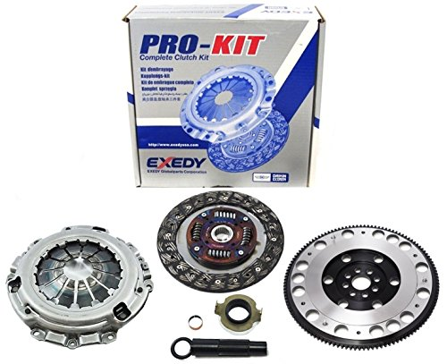 EXEDY CLUTCH PRO-KIT+RACING CHROMOLY FLYWHEEL ACURA RSX TYPE-S CIVIC SI K20 ()